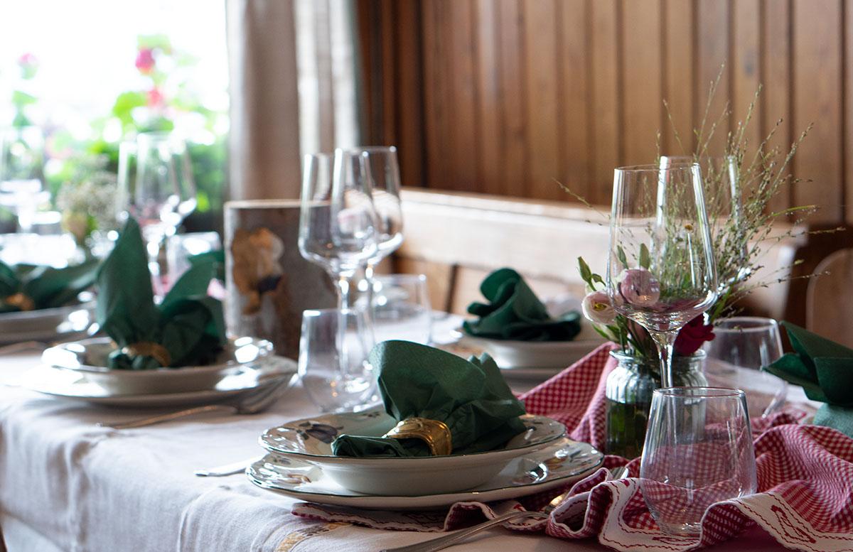 Die Pressereise ins Glück - Wie das Yapadu nach St. Johann kam angerer alm essen deko