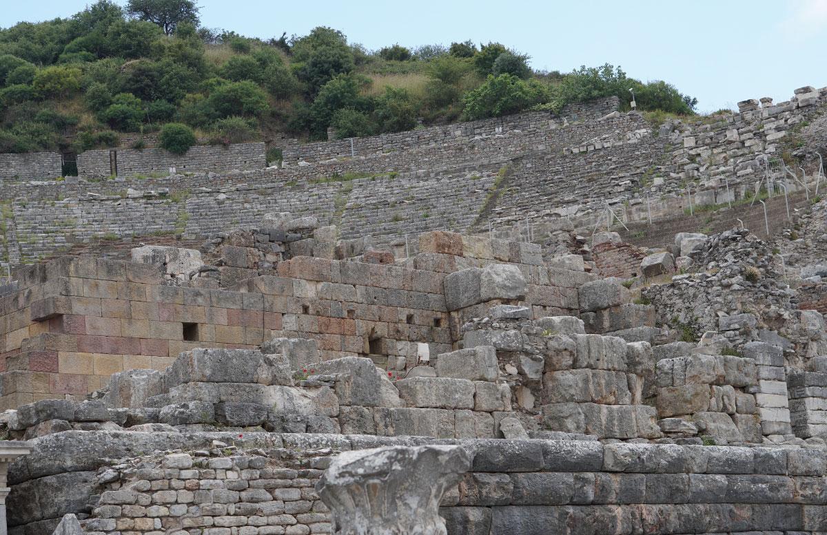Die-Ruinen-von-Ephesos-ruine-details