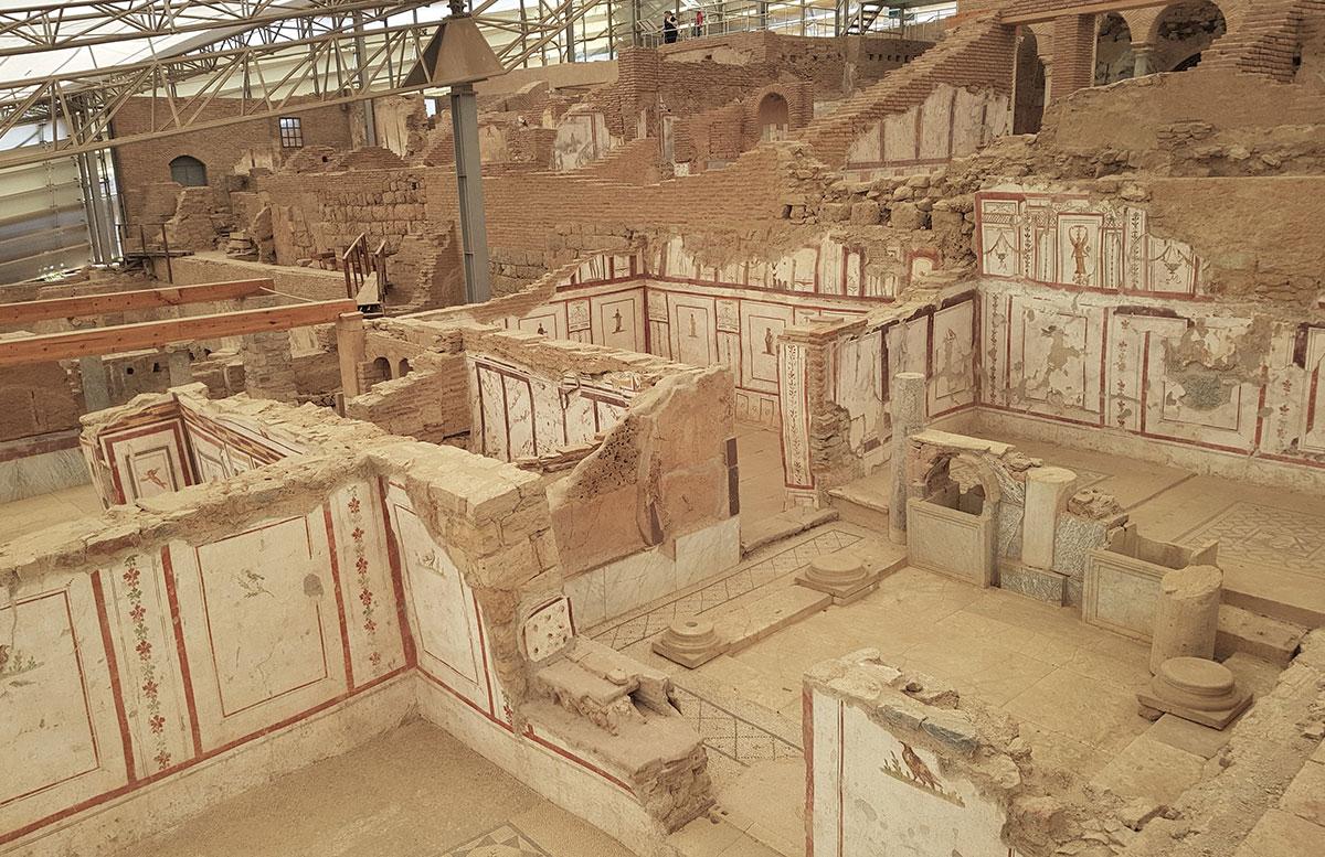 Die-Ruinen-von-Ephesos-wohnhaus-innen
