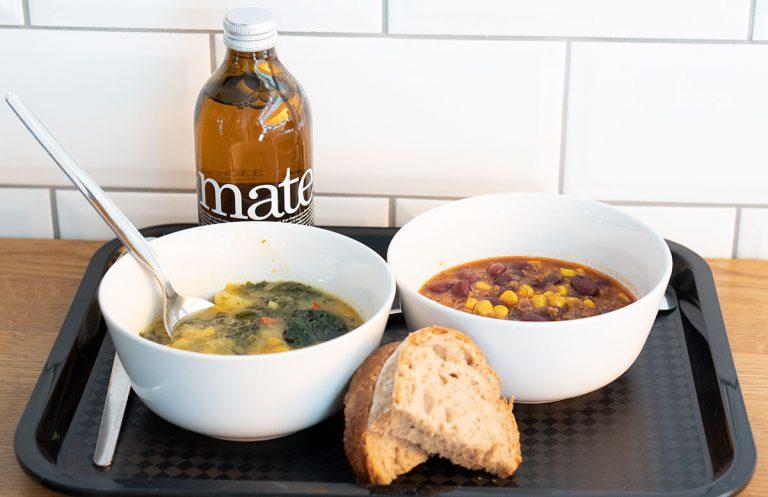 Die Suppenbar in Wien – Gesunde Suppen, Currys und Salate