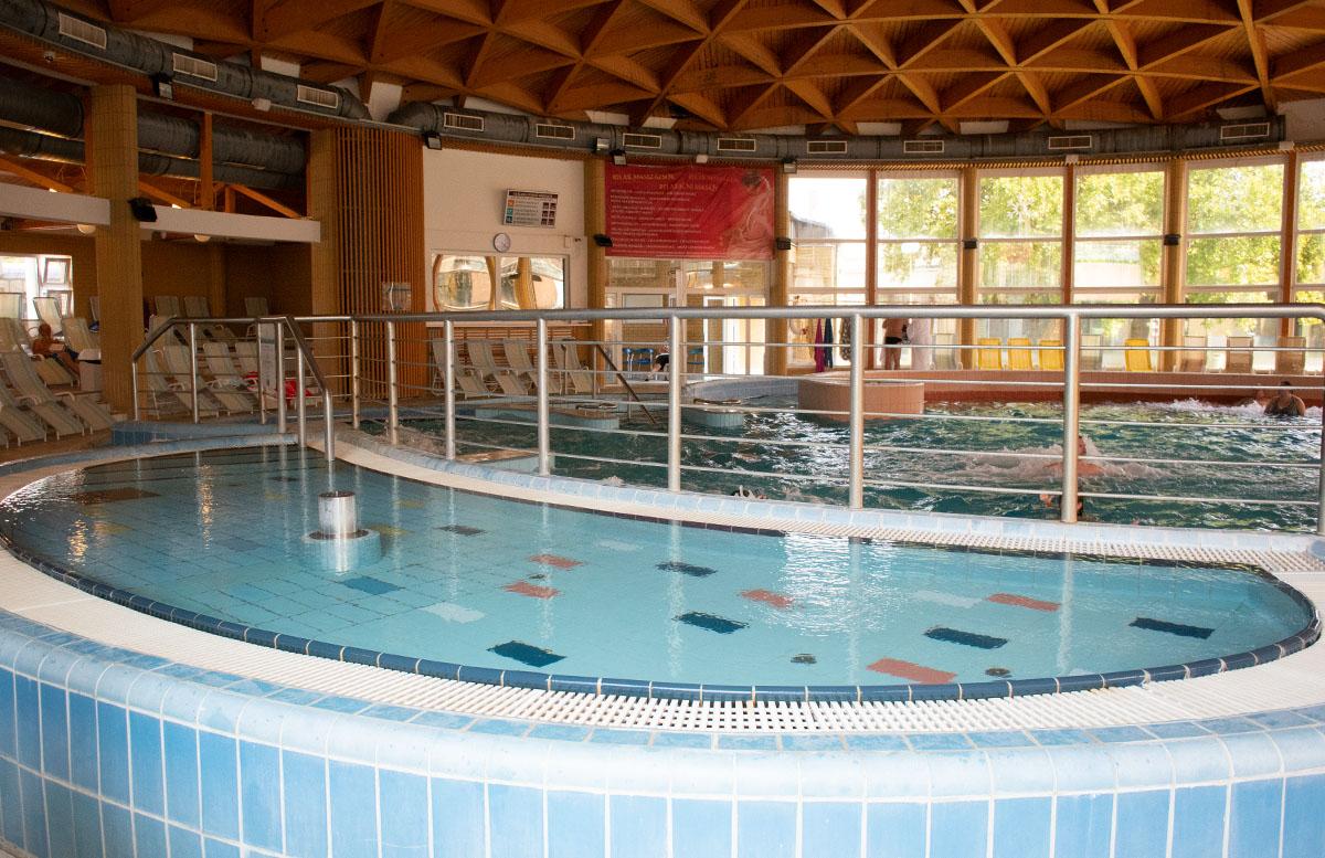 Die Therme Bük - Thermal und Spa für die ganze Familie indoor pool
