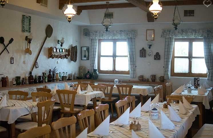 Die Therme Bükfürdo und Restaurant Tipps für Bük-restaurant-Rigótanya