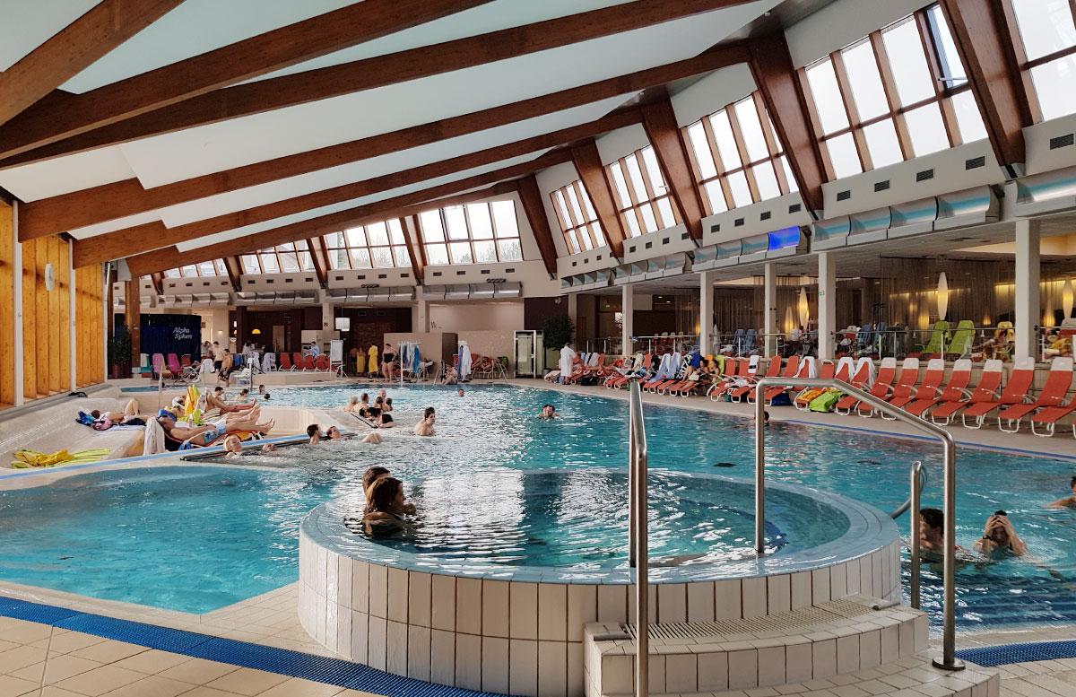 Die Therme Loipersdorf in der Steiermark heilwasser