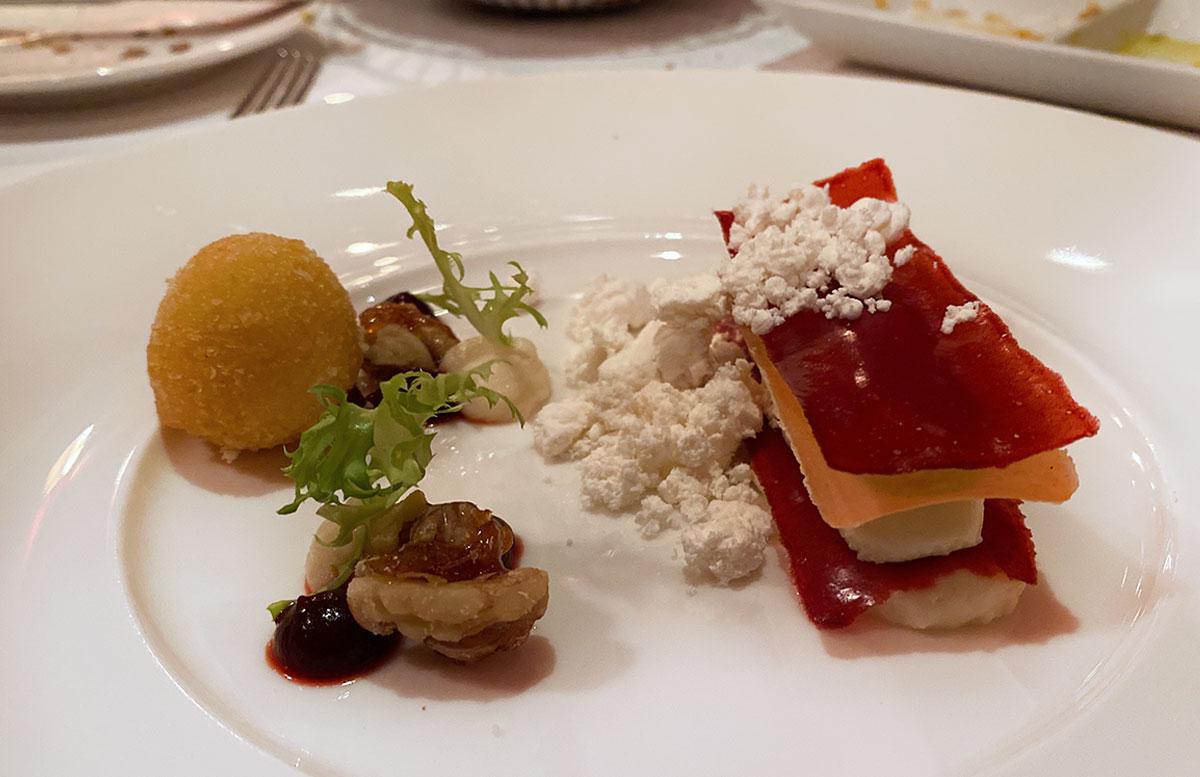 Dinner-und-Casino-Abend-im-Casino-Wien-vorspeise