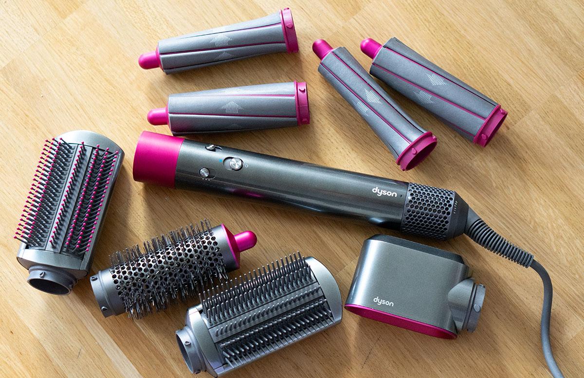 Dyson-Airwrap-der-Haarstyler-im-Test-aufsätze