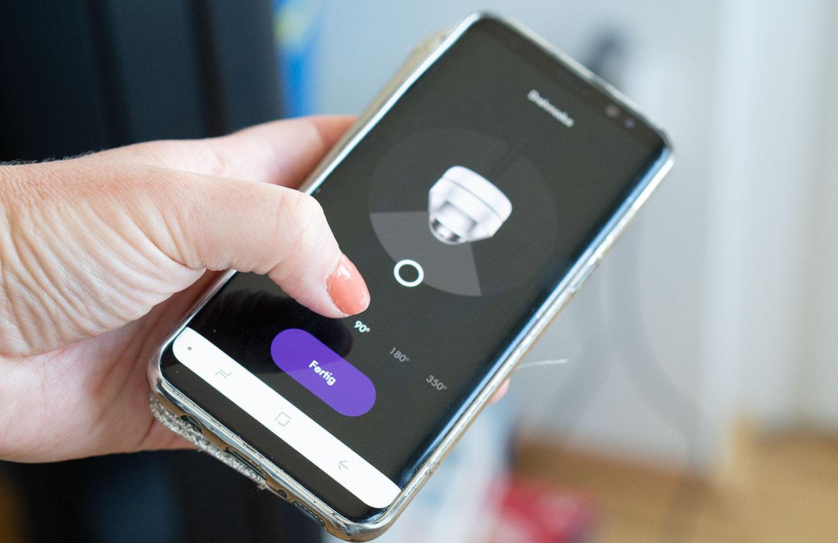 Dyson Pure Cool - Der Luftreiniger zum Wohlfühlen app