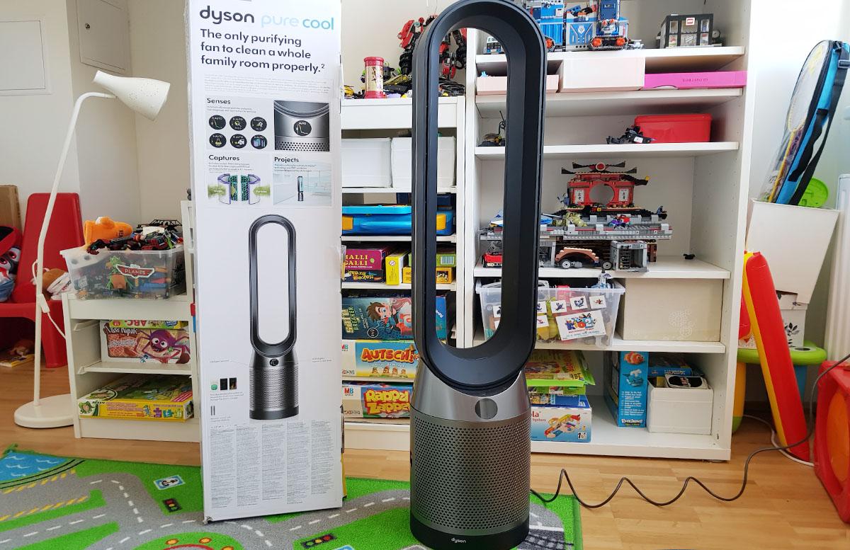 Dyson Pure Cool - Der Luftreiniger für Wohlfühlräume kinderzimmer