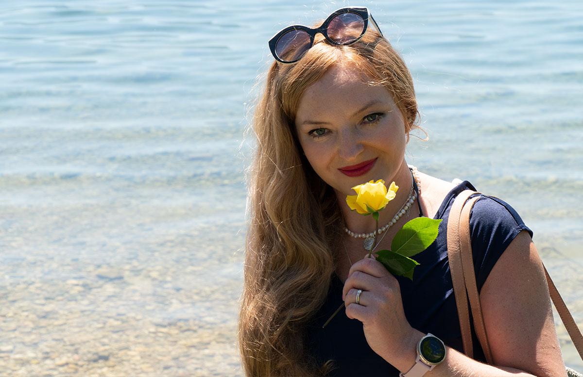 Endlich-ist-der-Sommer-da-Ausflug-zum-Traunsee-rose
