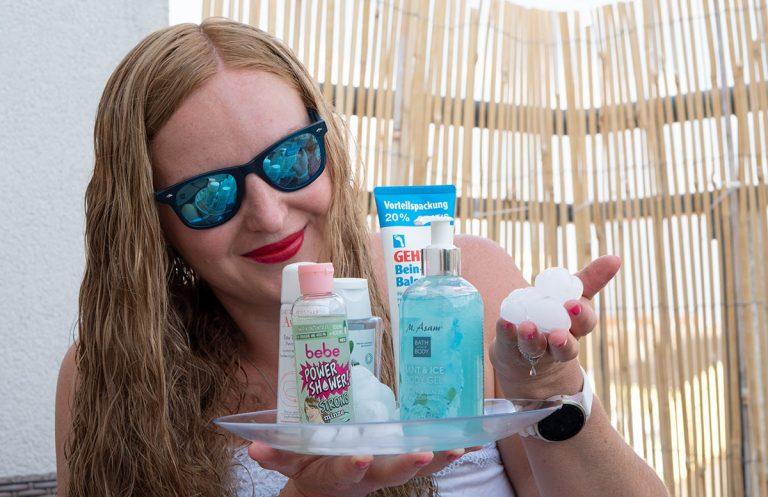 5 erfrischende Beauty Produkte für heiße Tage