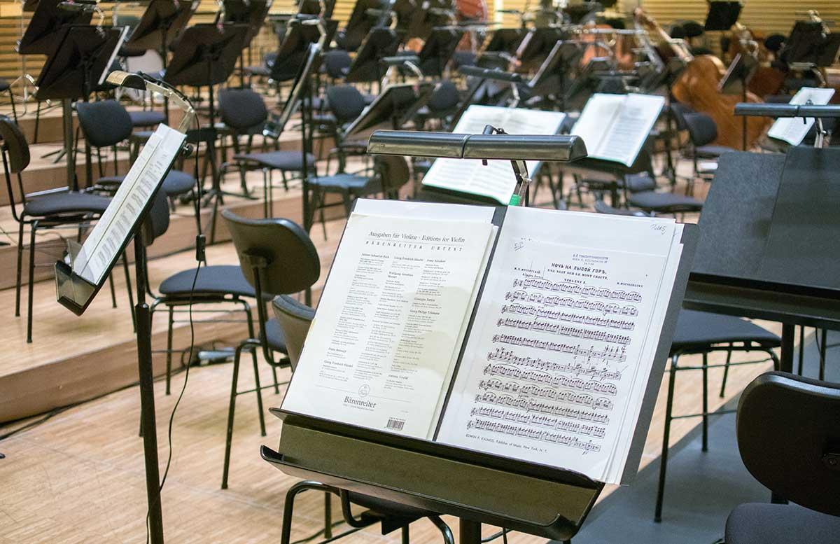 Familientag in Grafenegg - Hokuspokus Musikus klavier noten