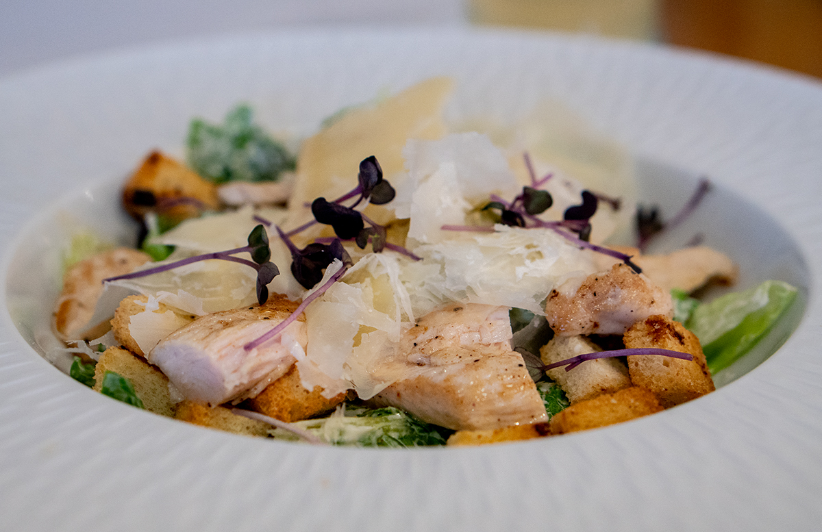 Family und Wellness Hotel Aquapalace Prague caesars salad