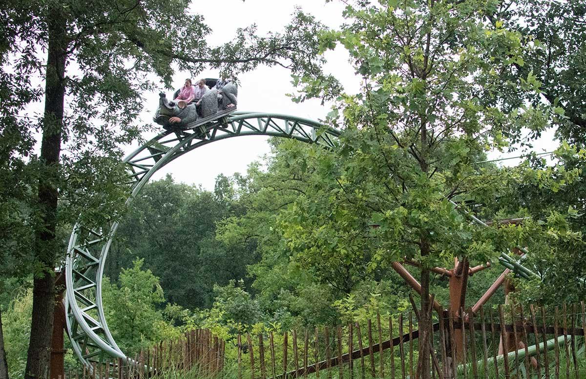 Neuheiten im Familypark in St. Margarethen rattenbahn