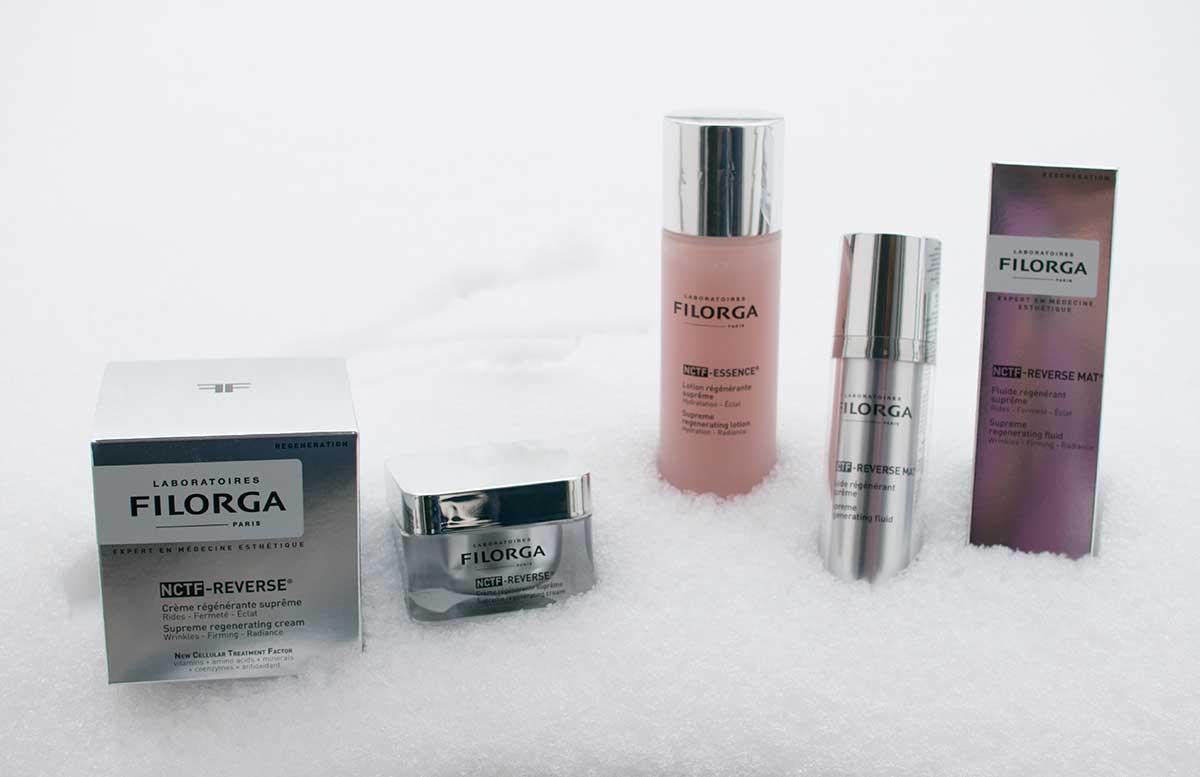 Filorga NCTF Reverse Produkte - Schönheit ohne Nadel