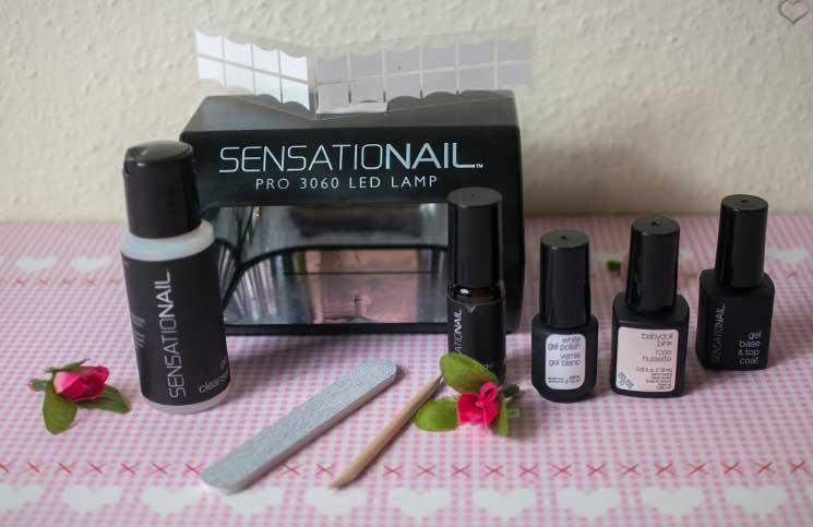 French-Manicure-mit-Sensationail-Gel-Nagellack-inhalt-starter-kit