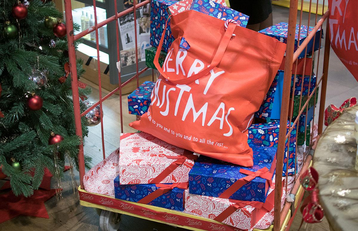 geschenke richtig einpacken