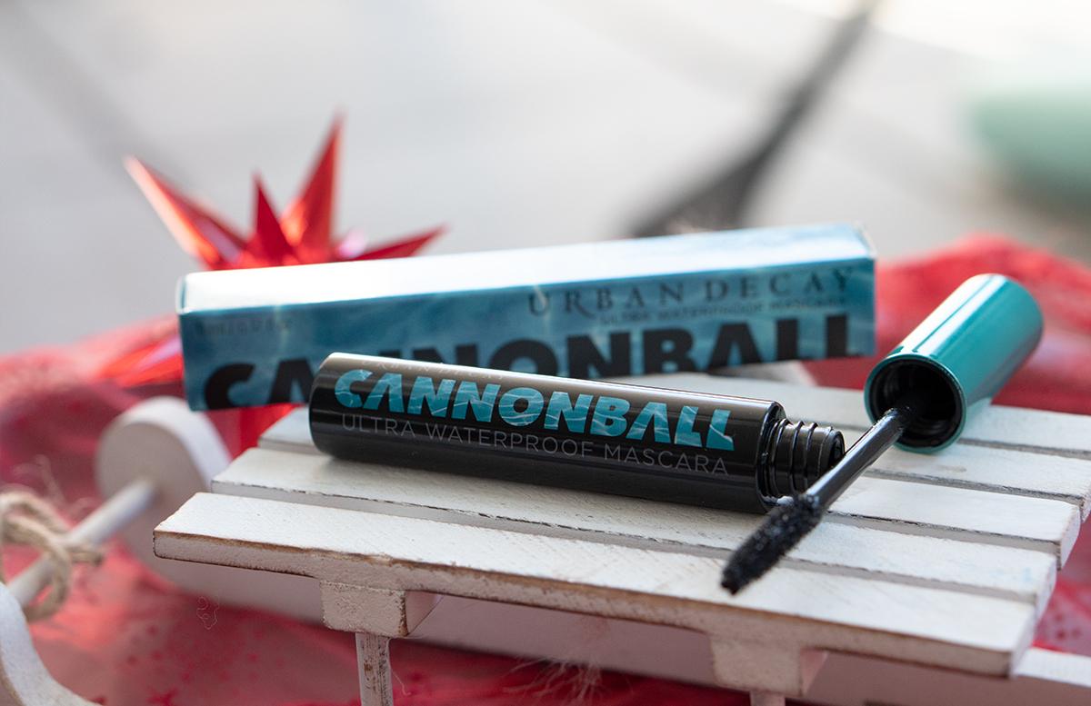 GEWINNSPIEL 2. Advent - Gewinne ein Urban Decay Package zu gewinnen cannonball mascara