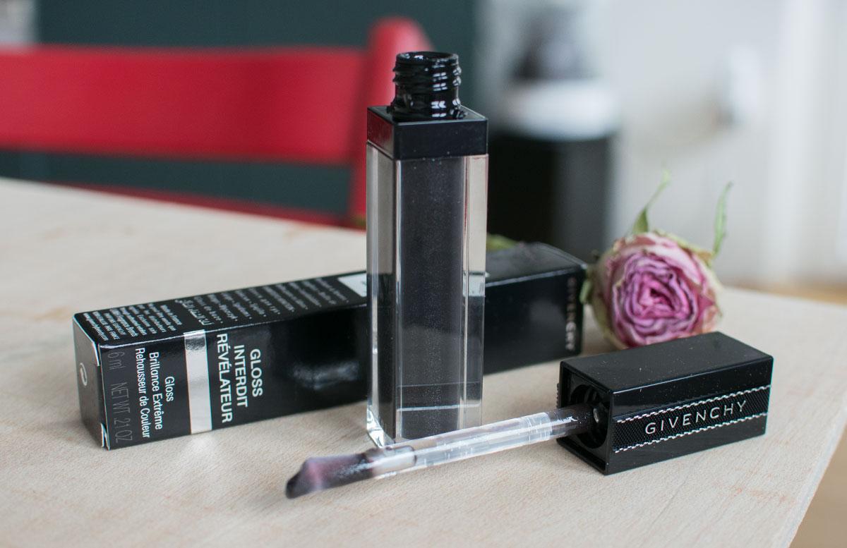 GIVENCHY Gloss Interdit Vinyl Lipgloss und weitere Neuheiten lipgloss