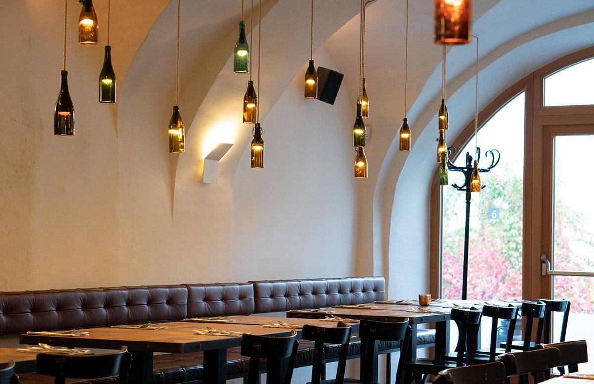 Glamping Resort Chateau Ramsak in Maribor altstadt gasthaus einrichtung