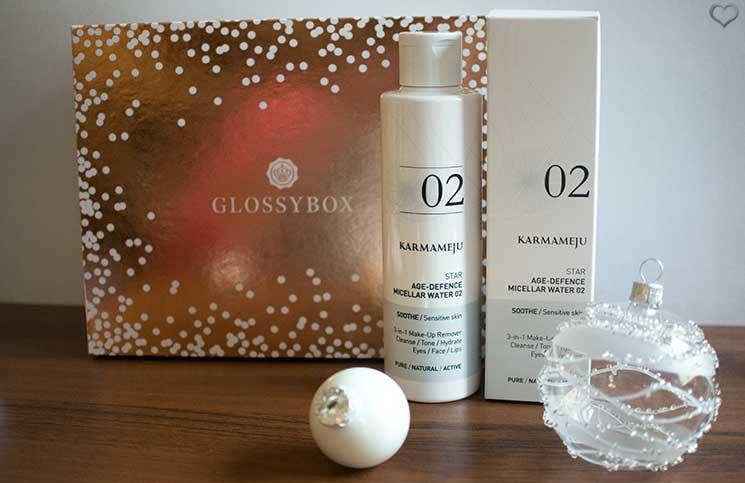 Glossybox-Christmas-Special-Box-Karmameju