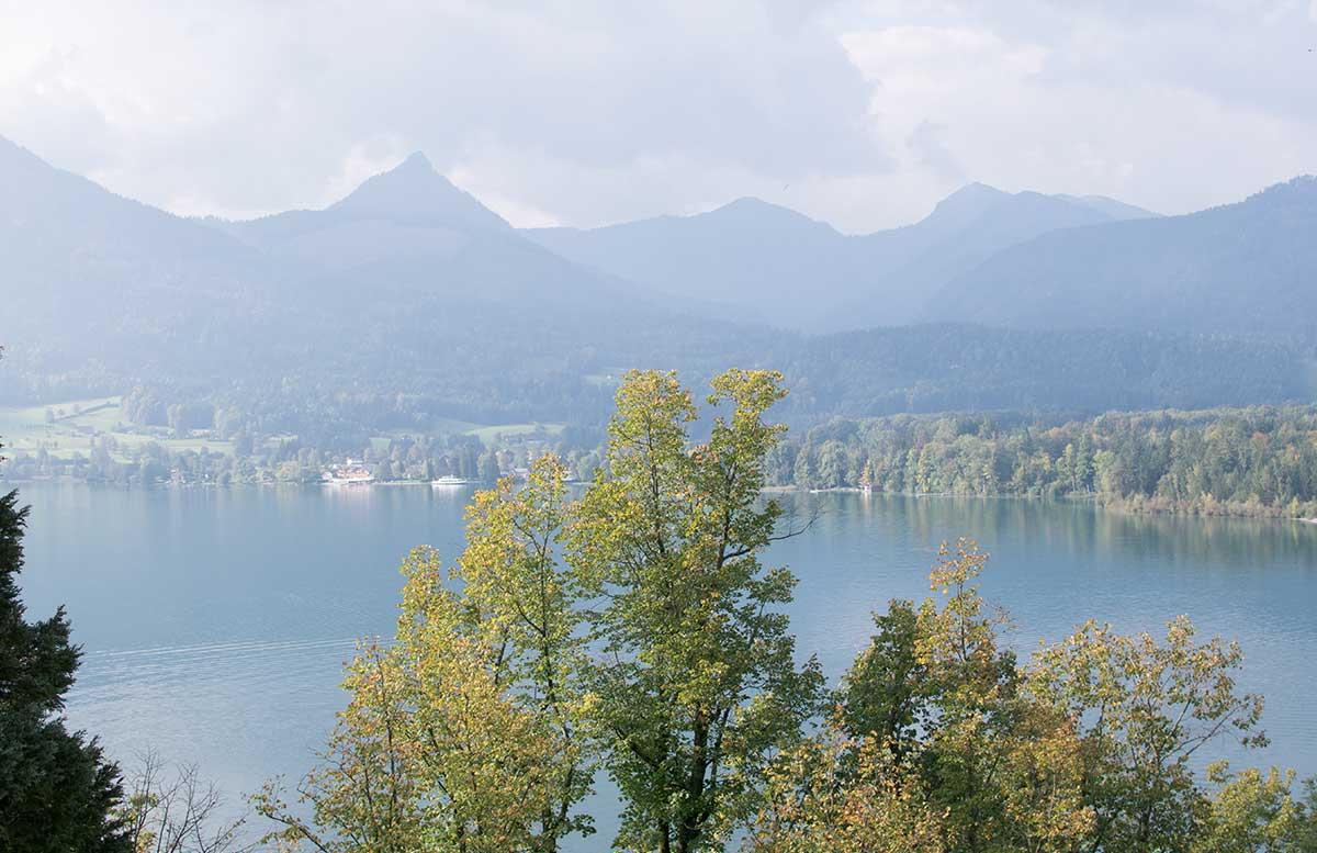 Haarmania 2017 Ausflug nach St. Wolfgang scalaria hotel blick aus dem fenster see