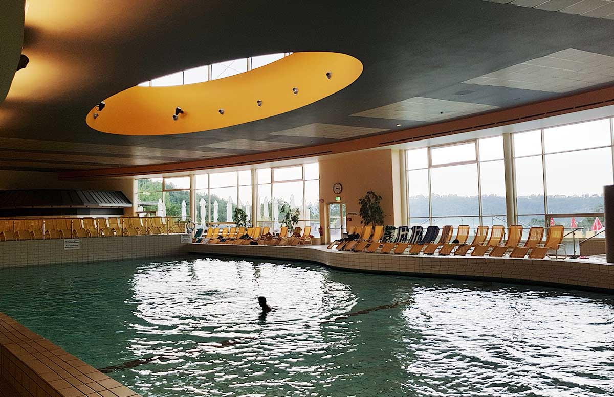 Hotel Allegria Resort Stegersbach by Reiters poolbereich indoorpool