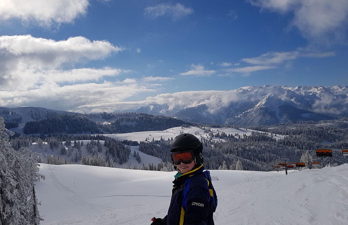 Hotel-COOEE-alpin-Dachstein-in-Gosau-skifahren