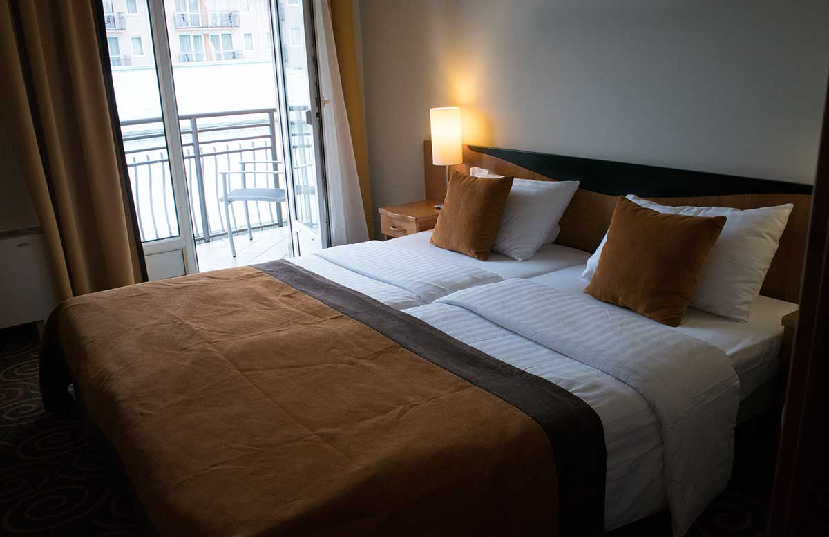 Hotel Europa fit in Heviz zimmer