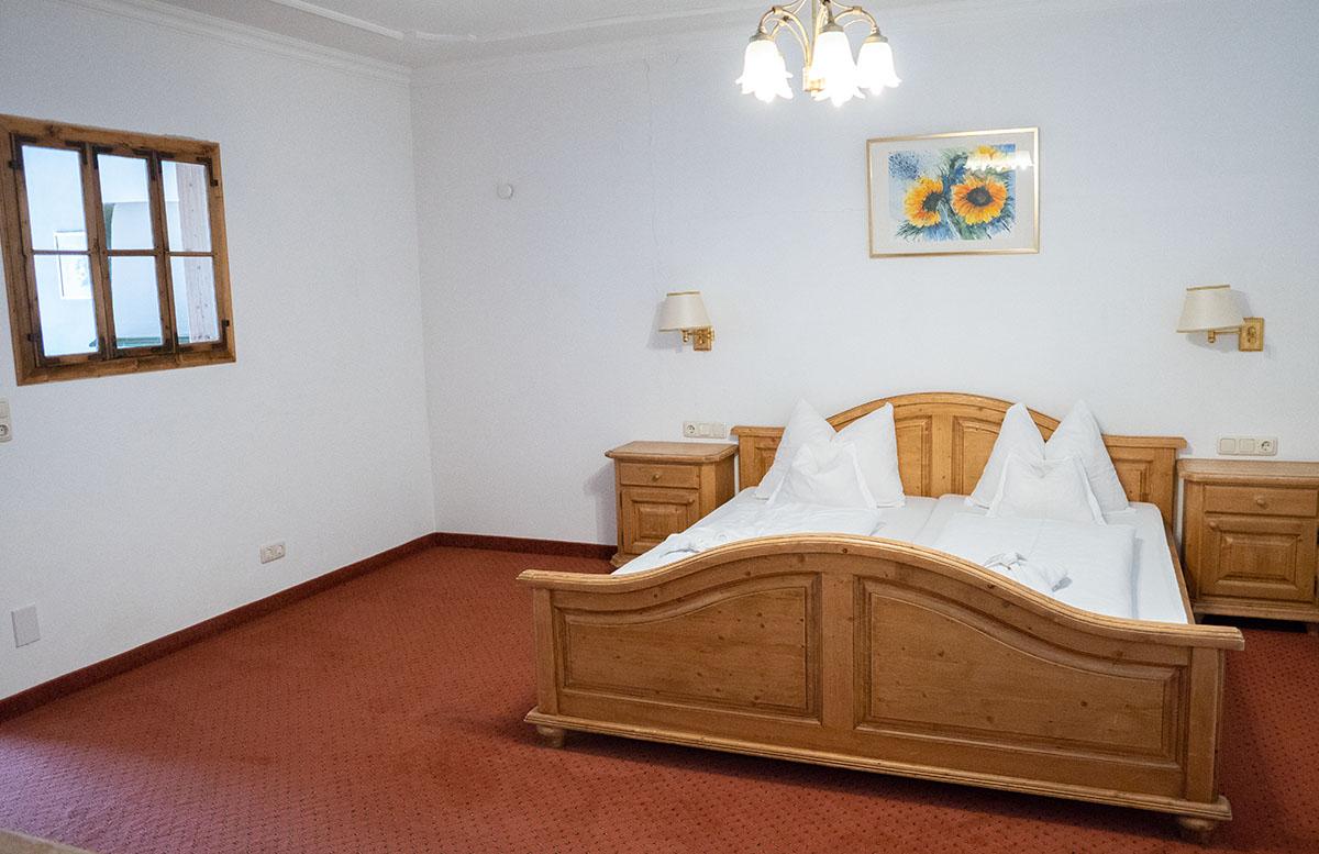 Hotel Gasteiger Jagdschlössl in St. Johann in Tirol zimmer