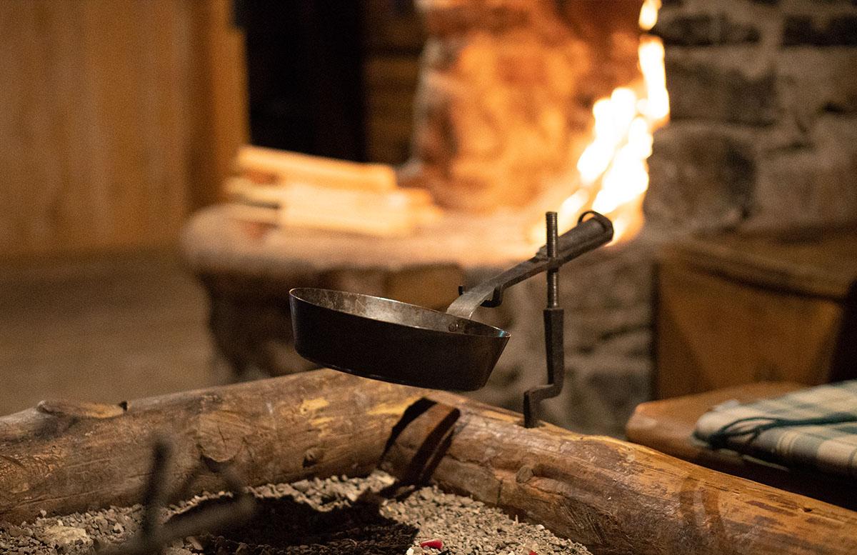 Hotel Gasteiger Jagdschlössl in St. Johann in Tirol zubereitung almmiasl kochen alm