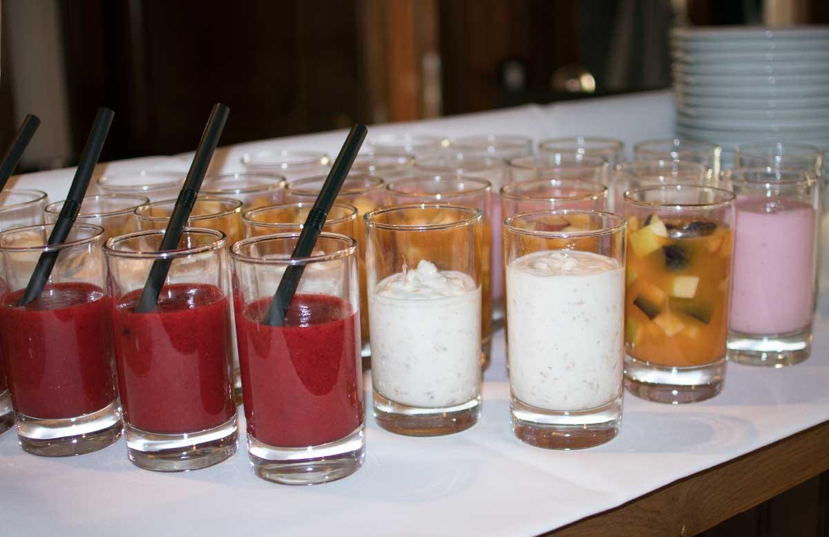 Hotel-Gschlössl-Murtal-in-Großlobming-smoothies