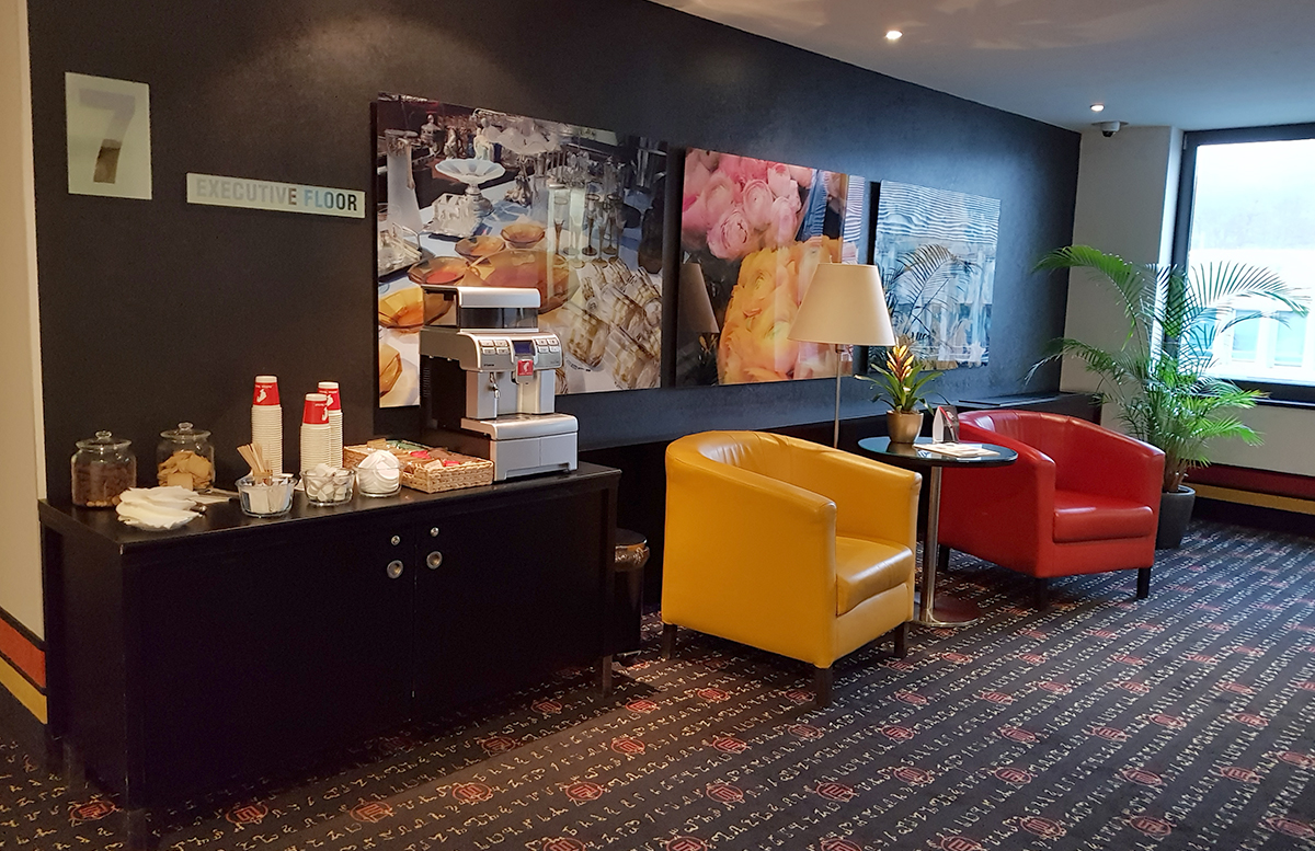 Hotel angelo by Vienna House Prague zimmer executive