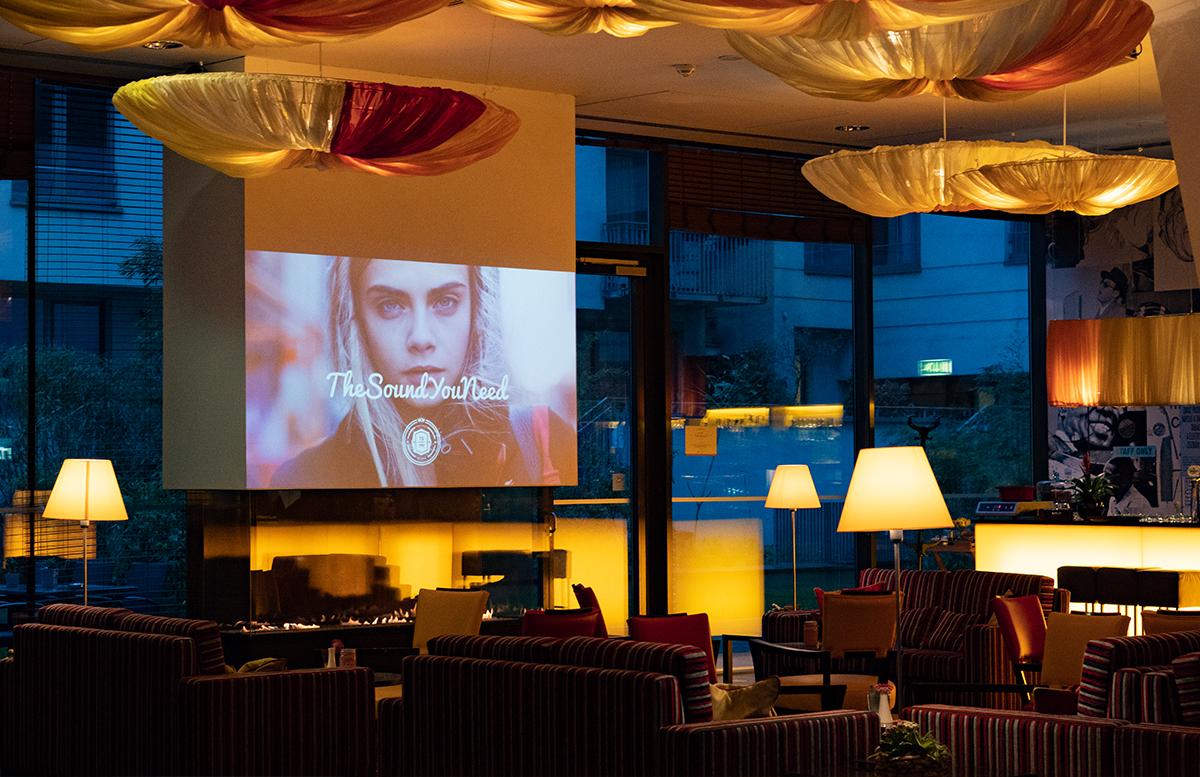 Hotel angelo by Vienna House Prague lobby