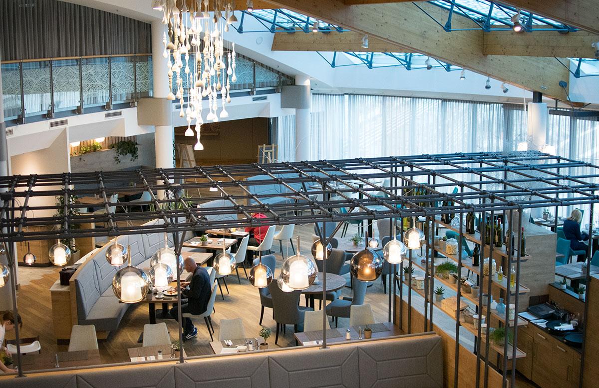 Hotel-das-Sonnreich-in-Loipersdorf-frühstücksraum