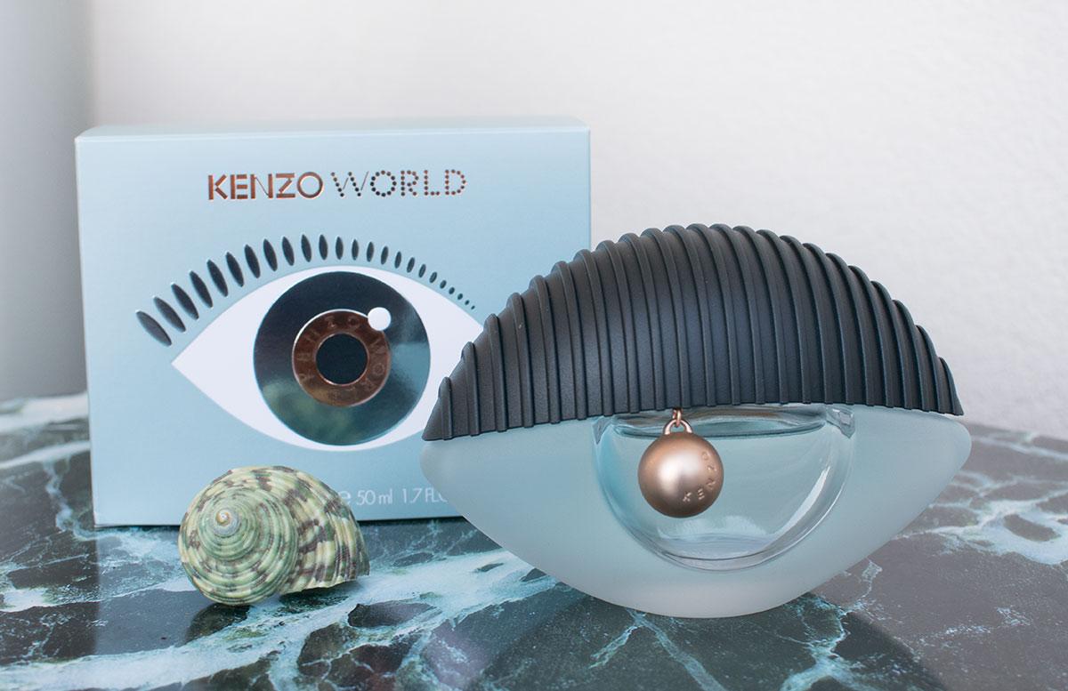 KENZO WORLD und Kenzoki belle de jour face oil gesichtsöl