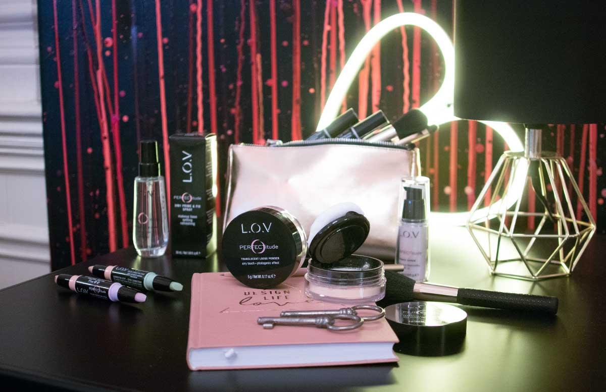 L.O.V Cosmetics neue Beauty Marke produkte