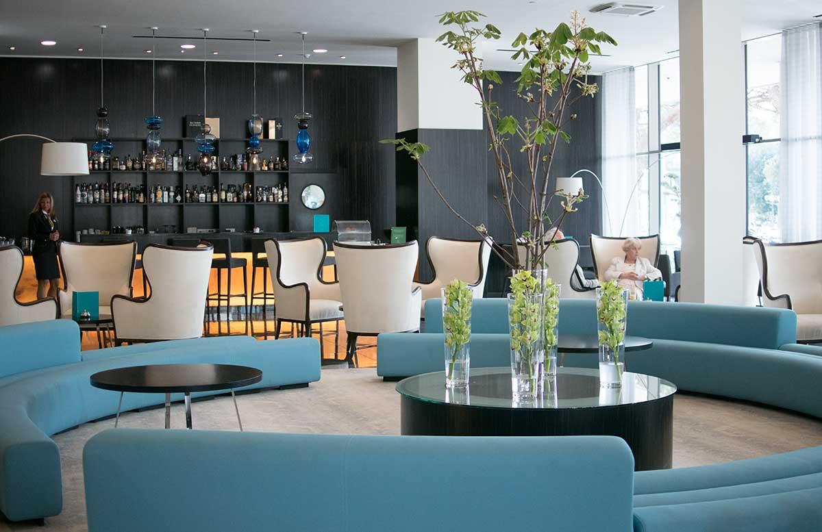 LIFECLASS Portoroz - das Hotel Slovenia lobby
