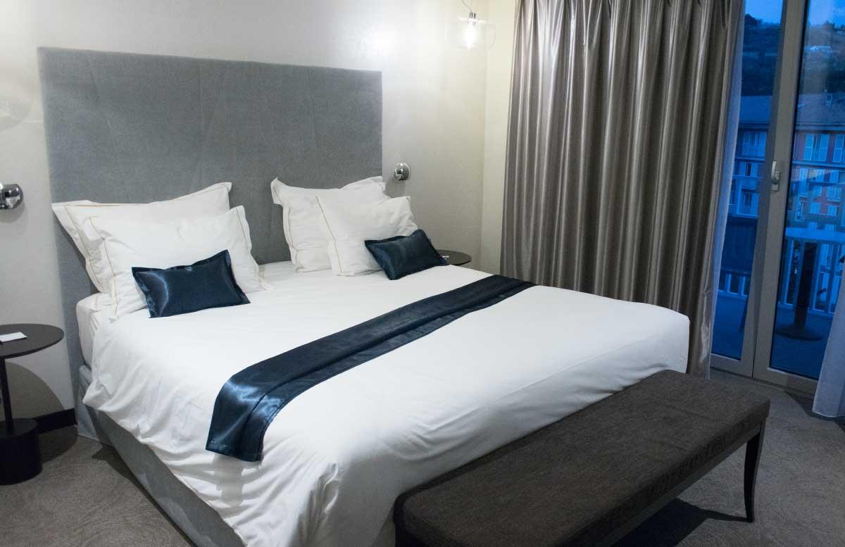 LIFECLASS Portoroz - das Hotel Slovenia schlafzimmer junior suite