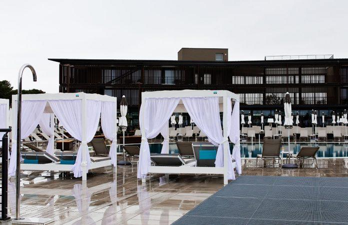 Lino-delle-fate-Eco-village-Resort-in-Bibione-strandbetten