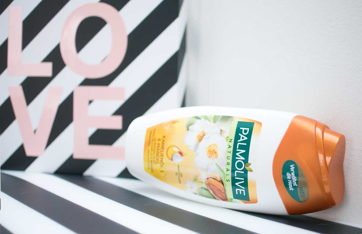 Love Edition Glossybox Februar palmolive naturals