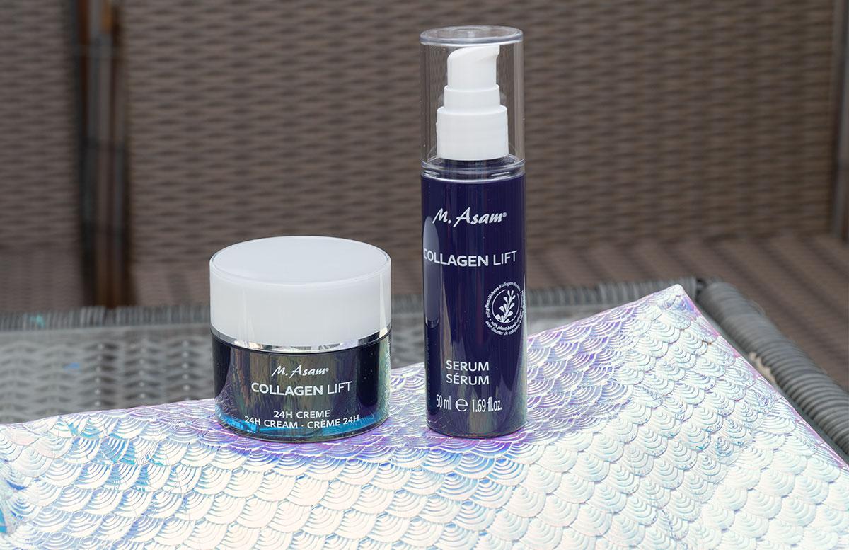 M.-Asam-Magic-Finish-Make-up--und-Collagen-Lift-creme-und-serum