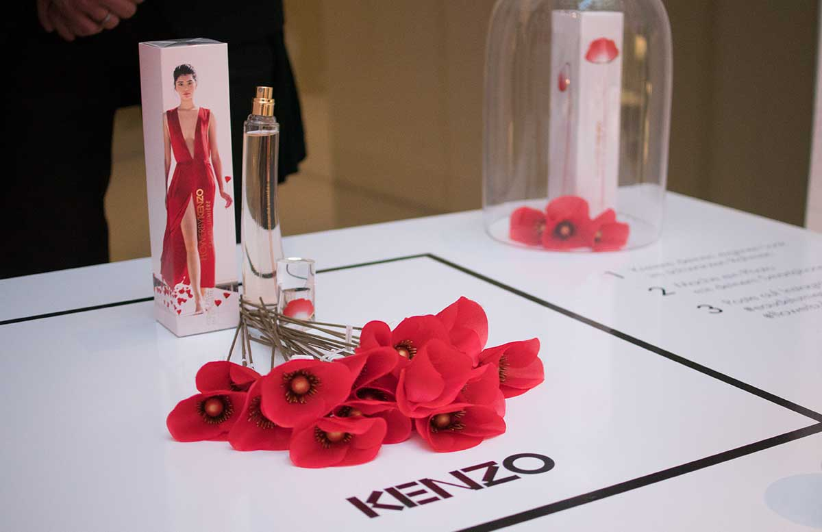 Marionnaud Press Day Neuheiten Frühling 2017 kenzo flower eau de lumiere