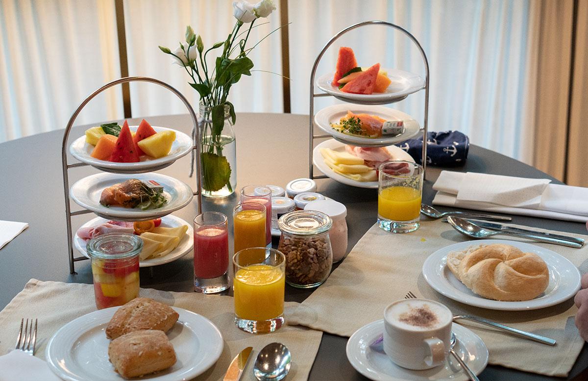 Mein-Geburtstag-im-Sheraton-Grand-Hotel-Salzburg-frühstück