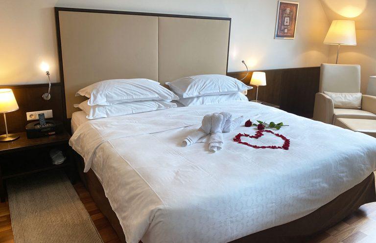 Mein Geburtstag im Sheraton Grand Hotel Salzburg