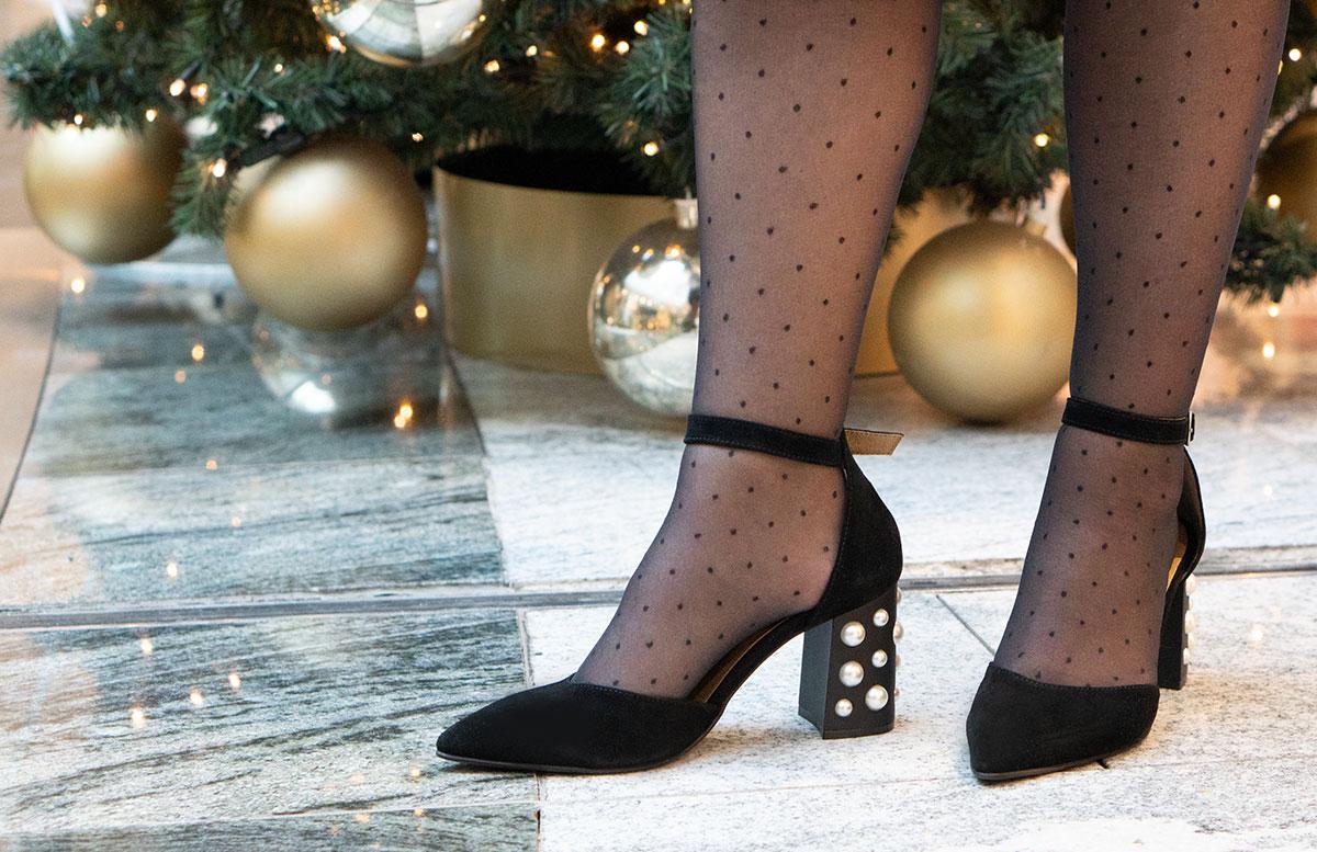 Mein-Weihnachtsparty-Outfit-für-2019-DETAIL-PUMPS-UND-STRUMPFHOSE