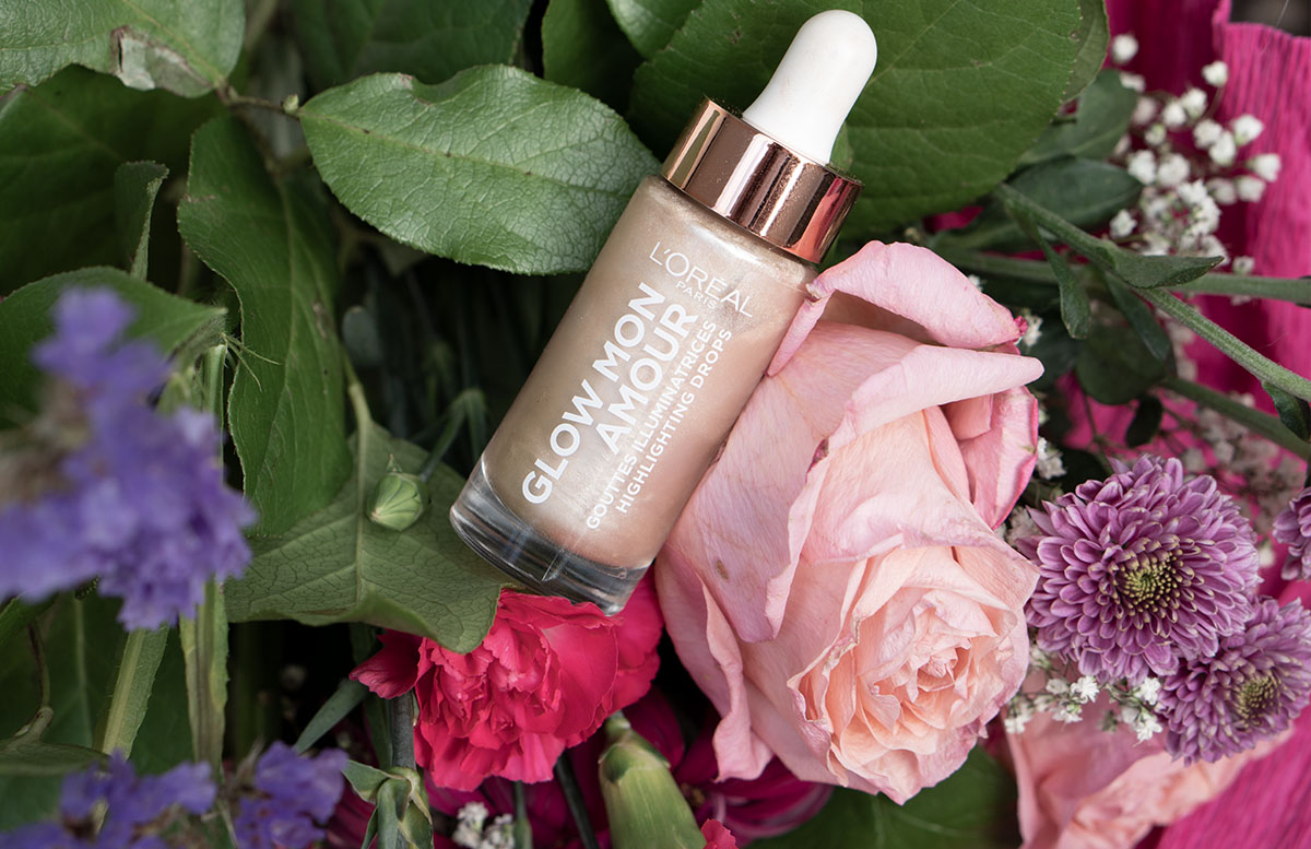 Meine Top 5 Beauty Favoriten im Sommer glow mon amour highlighting drops