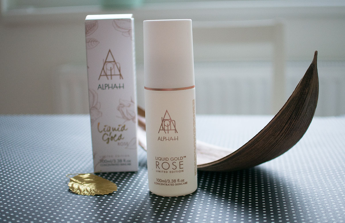 Meine Winter Beauty Pflege Top 5 alle produkte alpha h rose