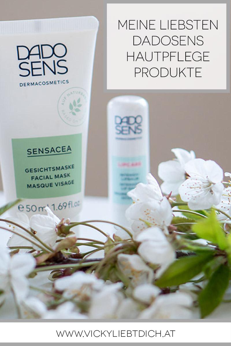 Meine-liebsten-DADO-SENS-Hautpflege-Produkte-PINTEREST