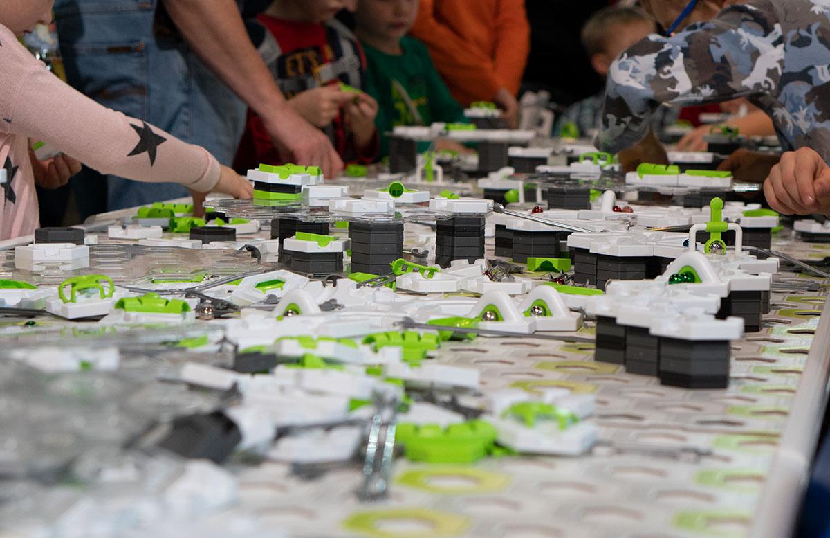 Modellbau Messe Wien 2018 Spielzeug und Modellbau Highlights gravitrax