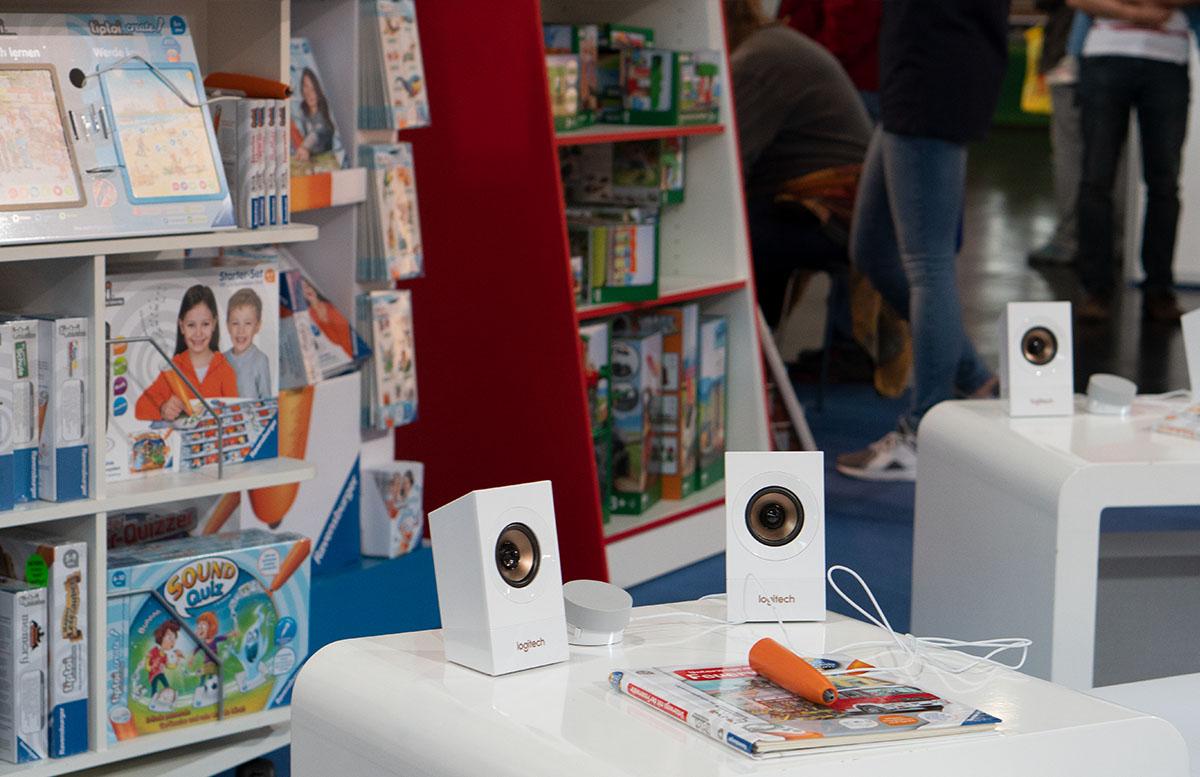 Modellbau Messe Wien 2018 Spielzeug und Modellbau Highlights tiptoi create