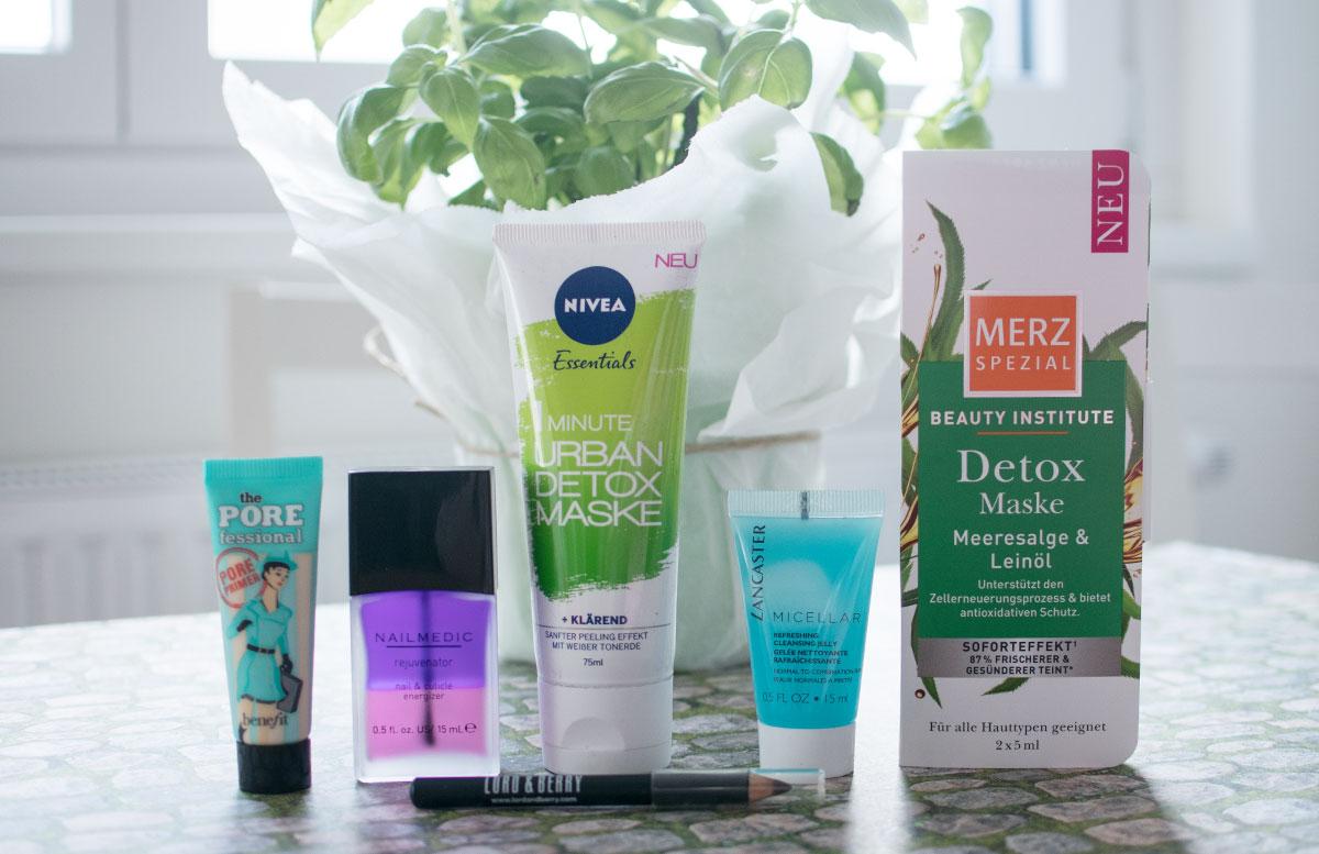 Namaste Beauty Glossybox Januar alle produkte